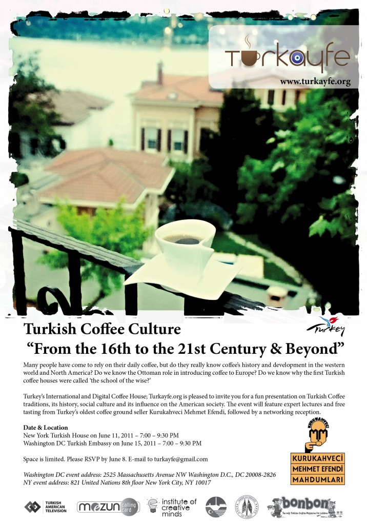 Turkish Coffee Culture Event | Turkish American Television