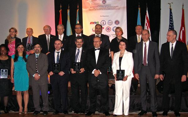 ATAA 2013 Awards Recepients