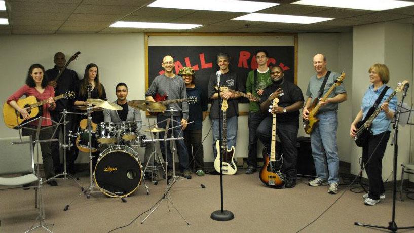 Arlington Community Music Instructors