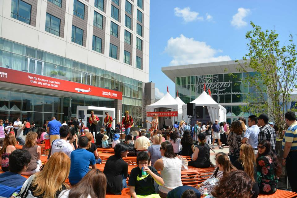 2015 Turkish Festival at the Plaza at Tysons Corner Center!
