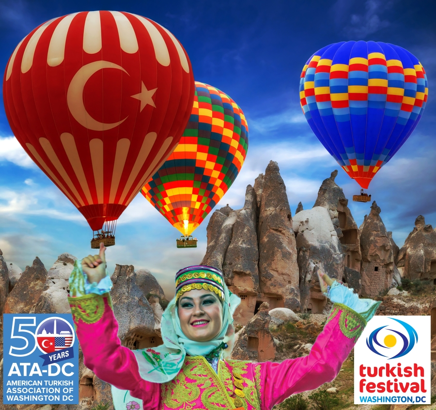 Annual Turkish Festival at Freedom Plaza on Sunday, Sept. 27, 2015 A Magical Journey to Cappadocia, Turkey