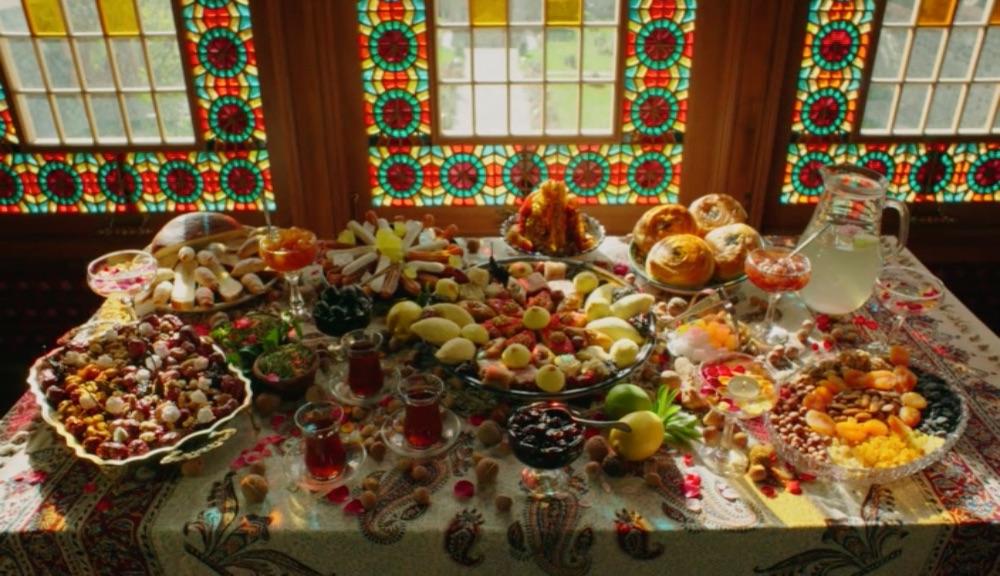 Azerbaijani cuisine turkish american television for American cuisine dvd