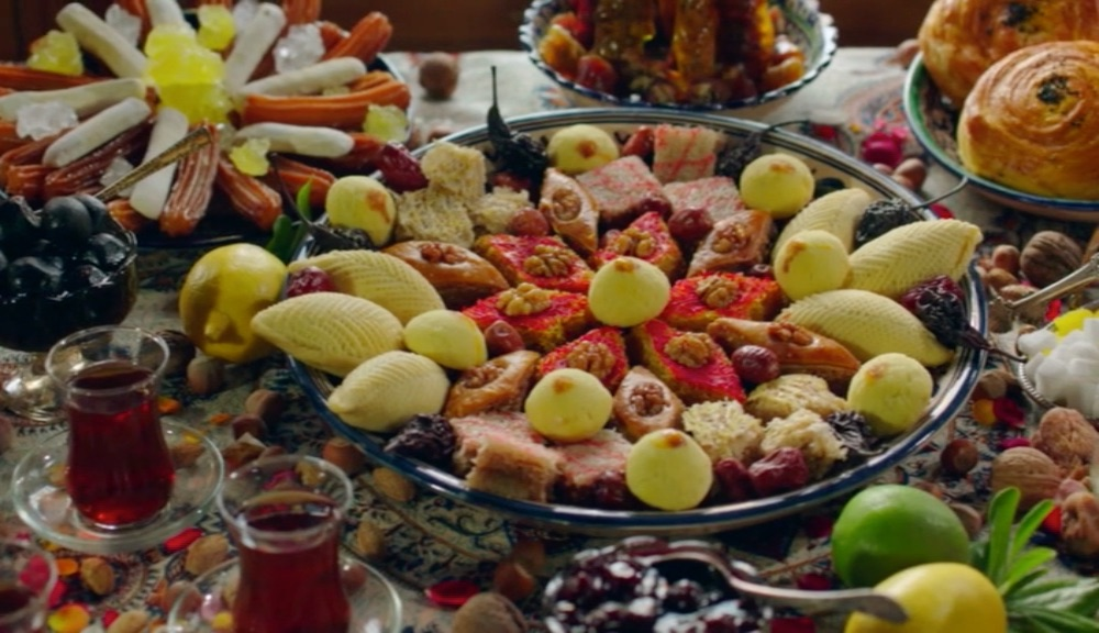 The After Taste: Azeri desserts