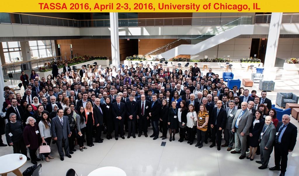 TASSA 2016 Group Photo